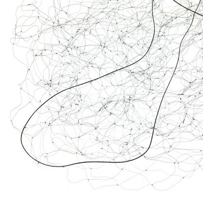 Red de niebla nailon mono filamento para captura murciélagos y aves