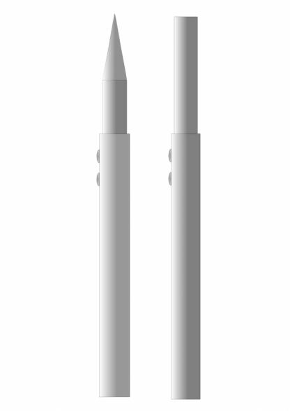 soportes para redes de niebla