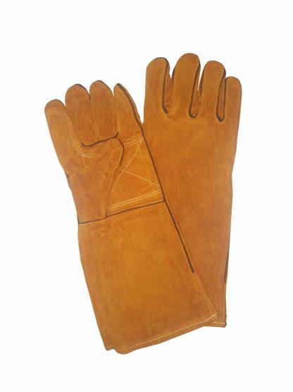 guantes para manipulación de animales par